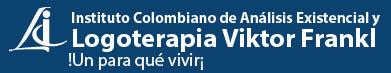 Instituto Colombiano  de Análisis Existencial y Logoterapia Viktor Frankl Logo